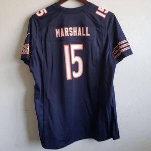 EUC Chicago Bears Brandon Marshall jersey